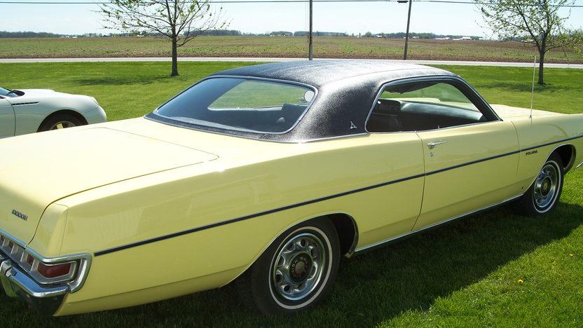 1969 Dodge Polaris Mecum Indianapolis 2012 T33