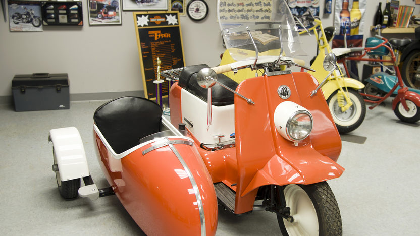 1963 Harley-Davidson Topper presented as lot T80 at Indianapolis, IN 2012 - image5