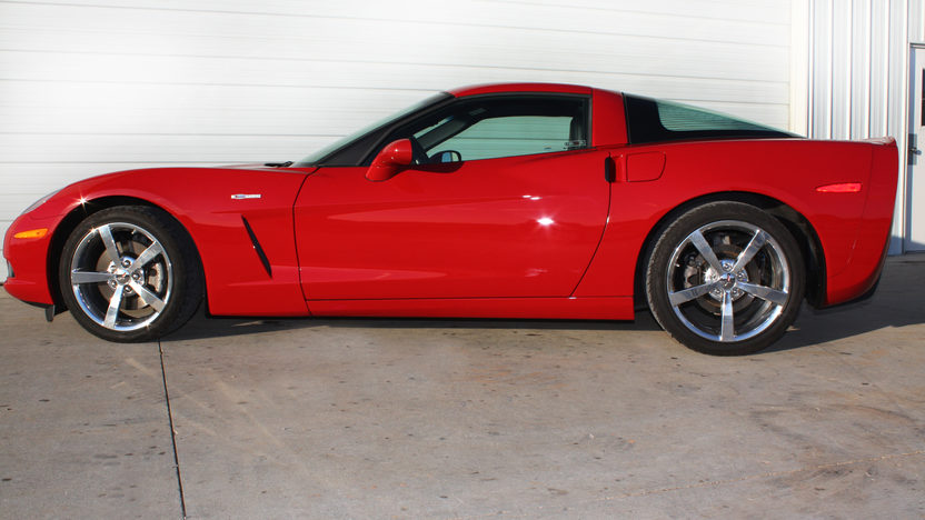 2005 Chevrolet Corvette Coupe First C6 Corvette Released for Public Sale presented as lot F104 at Indianapolis, IN 2012 - image3