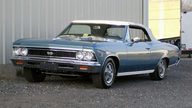 1966 Chevrolet Chevelle SS Convertible 396/360 HP, 4-Speed presented as lot F175 at Indianapolis, IN 2012 - thumbail image4