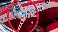 1957 Chevrolet Corvette Factory Airbox 283/283 HP, 4-Speed presented as lot S160 at Indianapolis, IN 2012 - thumbail image5