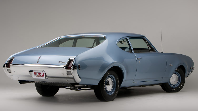 1969 Oldsmobile F85 W-31 '08 Hemmings Muscle Machine of the Year presented as lot F287 at Indianapolis, IN 2012 - image2