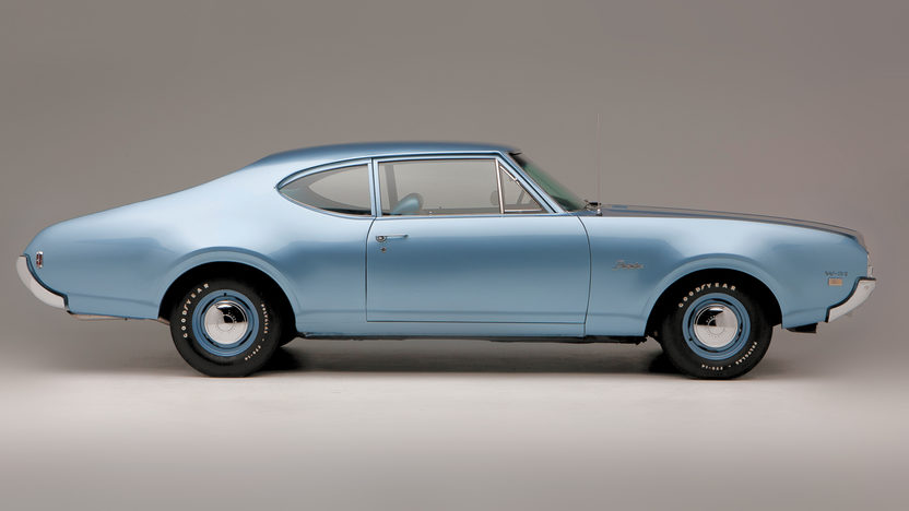 1969 Oldsmobile F85 W-31 '08 Hemmings Muscle Machine of the Year presented as lot F287 at Indianapolis, IN 2012 - image3