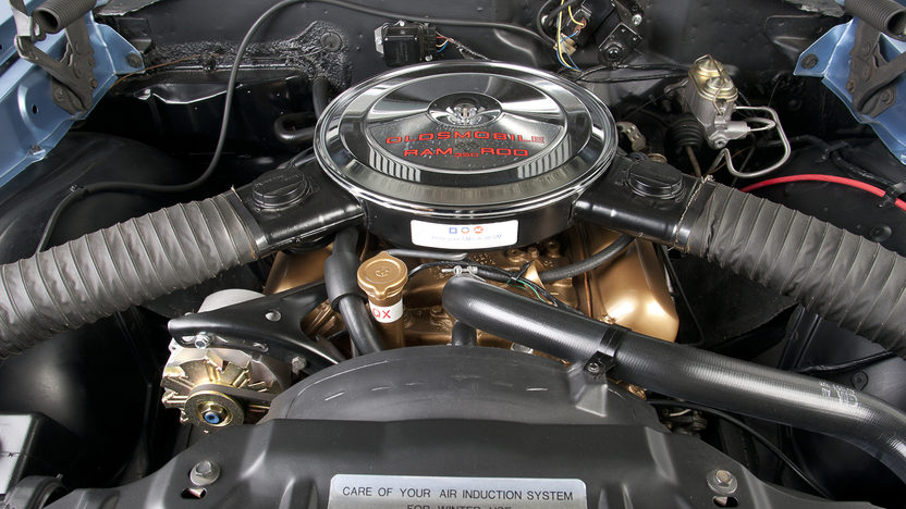1969 Oldsmobile F85 W-31 '08 Hemmings Muscle Machine of the Year presented as lot F287 at Indianapolis, IN 2012 - image7