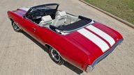 1970 Chevrolet Chevelle LS6 Convertible 454/450 HP, Automatic presented as lot F340 at Indianapolis, IN 2012 - thumbail image2
