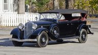 1933 Lincoln KB Phaeton 2010 Meadow Brook 1st in Class presented as lot S132 at Indianapolis, IN 2012 - thumbail image8