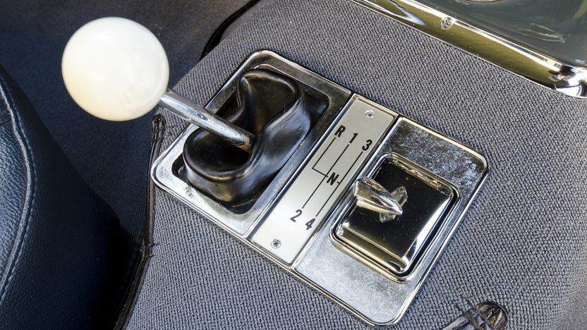 1958 Chevrolet Corvette Convertible Mecum Indianapolis