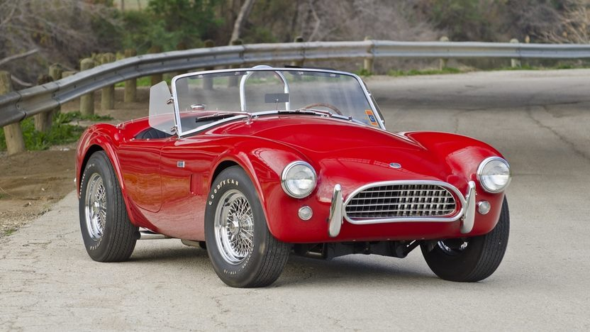 1963 Shelby Cobra 289 Roadster