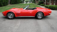 1972 Chevrolet Corvette LT1 Convertible with Factory Air presented as lot S177 at Indianapolis, IN 2012 - thumbail image5