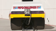 1982 Pontiac Trans Am Funny Car Don Prudhomme's Pepsi Challenger presented as lot S182 at Indianapolis, IN 2012 - thumbail image4