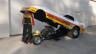 1982 Pontiac Trans Am Funny Car Don Prudhomme's Pepsi Challenger presented as lot S182 at Indianapolis, IN 2012 - thumbail image5