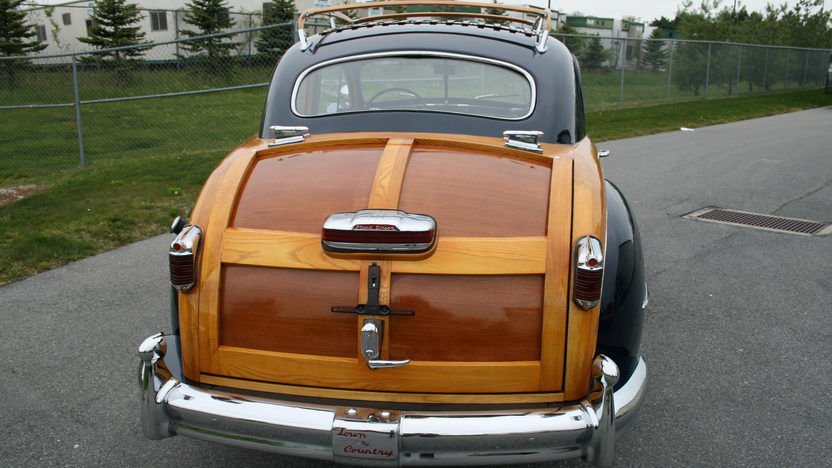 1948 Chrysler Town And Country Sedan presented as lot S235 at Indianapolis, IN 2012 - image6