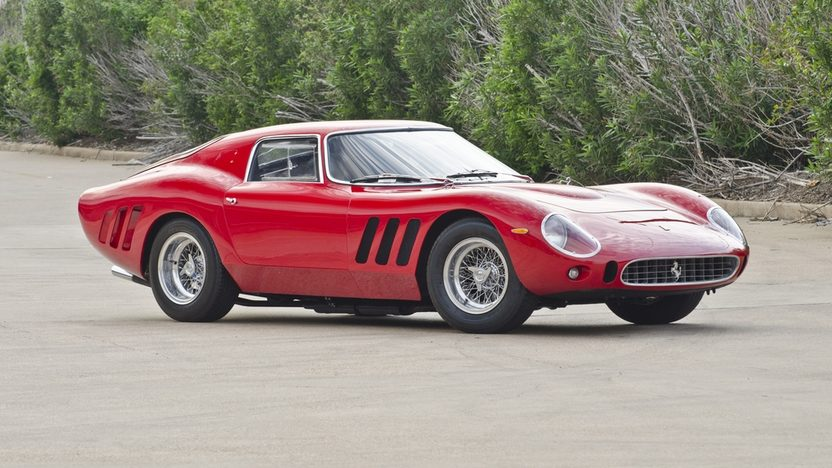 1963 Ferrari 250 Drogo Speciale 2953 CC, 4-Speed presented as lot S279 at Indianapolis, IN 2012 - image12
