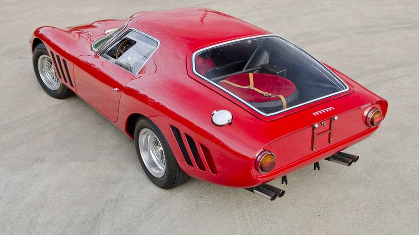 1963 Ferrari 250 Drogo Speciale 2953 CC, 4-Speed presented as lot S279 at Indianapolis, IN 2012 - image2