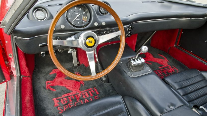 1963 Ferrari 250 Drogo Speciale 2953 CC, 4-Speed presented as lot S279 at Indianapolis, IN 2012 - image3