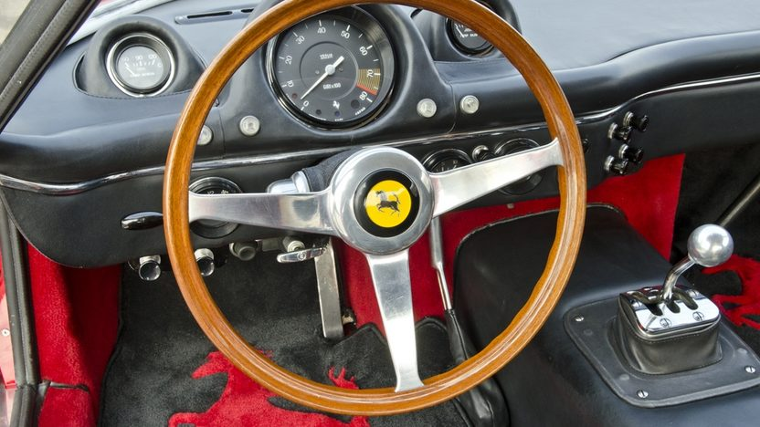 1963 Ferrari 250 Drogo Speciale 2953 CC, 4-Speed presented as lot S279 at Indianapolis, IN 2012 - image4