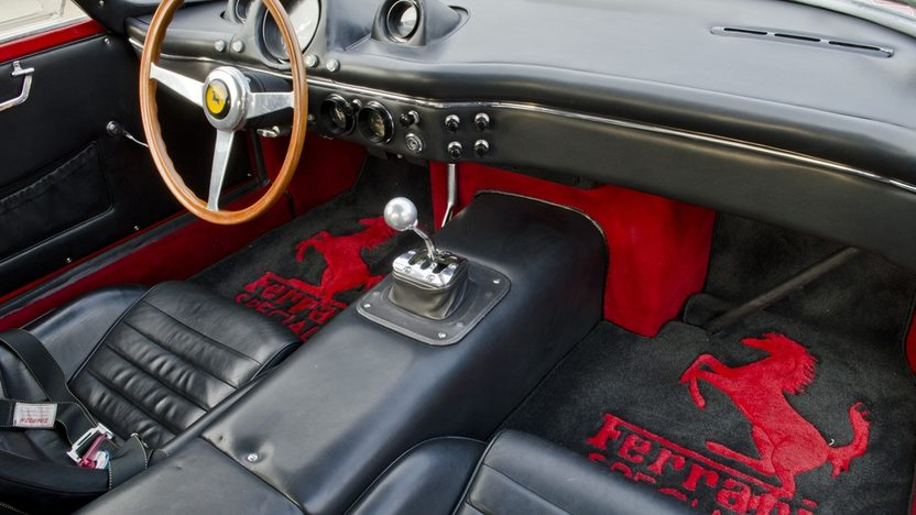 1963 Ferrari 250 Drogo Speciale 2953 CC, 4-Speed presented as lot S279 at Indianapolis, IN 2012 - image6