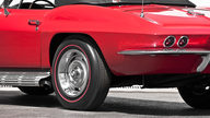 1967 Chevrolet Corvette Convertible 427/435 HP, 4-Speed presented as lot S281 at Indianapolis, IN 2012 - thumbail image11