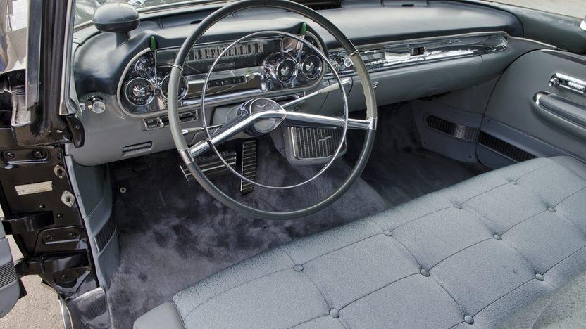 1957 Cadillac Eldorado Brougham Body #109 presented as lot S299 at Indianapolis, IN 2012 - image4