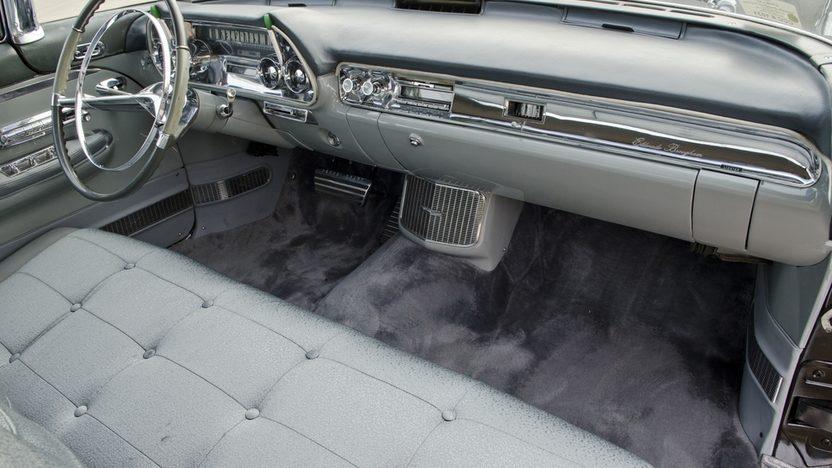 1957 Cadillac Eldorado Brougham Body #109 presented as lot S299 at Indianapolis, IN 2012 - image5