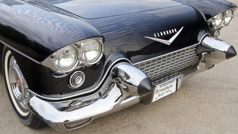 1957 Cadillac Eldorado Brougham Body #109 presented as lot S299 at Indianapolis, IN 2012 - image9