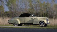 1938 Cadillac V16 Convertible Coupe presented as lot S170 at Indianapolis, IN 2012 - thumbail image12