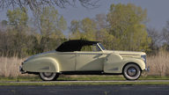 1938 Cadillac V16 Convertible Coupe presented as lot S170 at Indianapolis, IN 2012 - thumbail image2