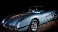 1958 Chevrolet Corvette Big Brake Fuelie 283/290 HP, 4-Speed presented as lot S218 at Indianapolis, IN 2012 - thumbail image2