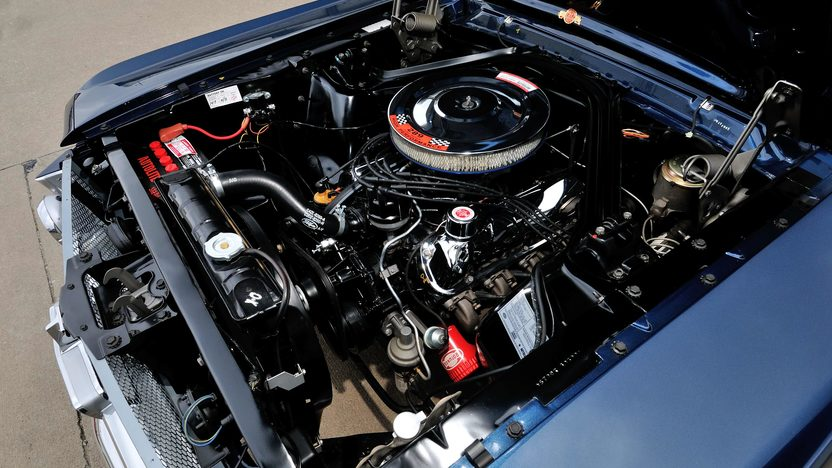 1965 Ford Mustang GT Fastback K-Code 289 CI, 4-Speed presented as lot T217 at Indianapolis, IN 2013 - image6