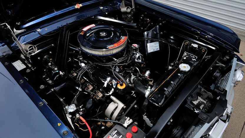 1965 Ford Mustang GT Fastback K-Code 289 CI, 4-Speed presented as lot T217 at Indianapolis, IN 2013 - image7