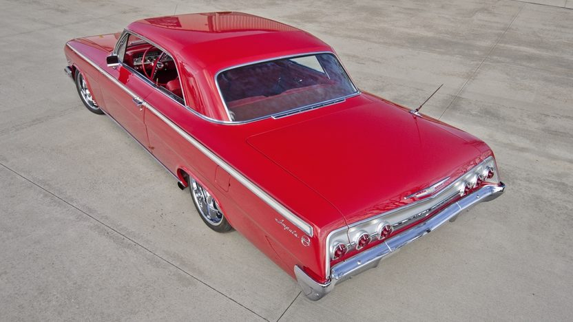 1962 Chevrolet Impala 350 TPI, Lowered Suspension presented as lot T222 at Indianapolis, IN 2013 - image2