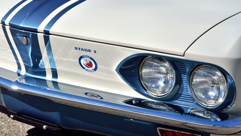 1966 Chevrolet Yenko Corvair Stinger Stage I, YS097 presented as lot T224.1 at Indianapolis, IN 2013 - image10