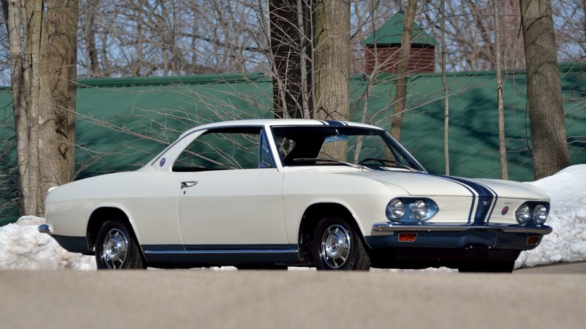 1966 Chevrolet Yenko Corvair Stinger Stage I, YS097 presented as lot T224.1 at Indianapolis, IN 2013 - image4