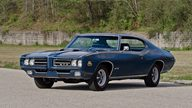 1969 Pontiac GTO Judge 400/366 HP, Automatic presented as lot T233 at Indianapolis, IN 2013 - thumbail image11