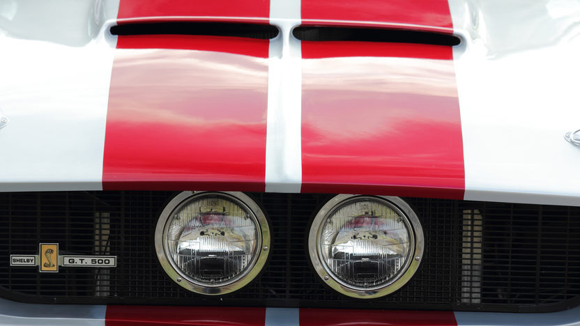 1967 Ford Mustang GT Fastback 390/425 HP, 5-Speed presented as lot T235 at Indianapolis, IN 2013 - image10
