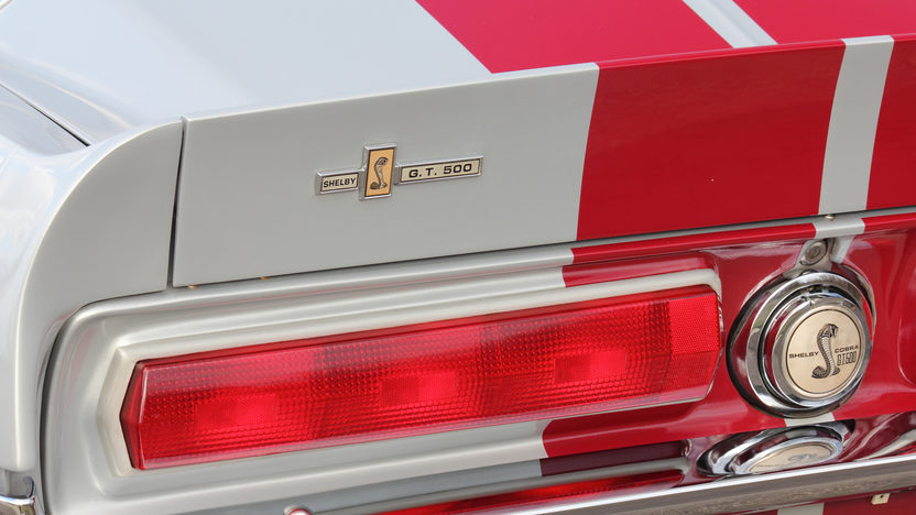 1967 Ford Mustang GT Fastback 390/425 HP, 5-Speed presented as lot T235 at Indianapolis, IN 2013 - image11