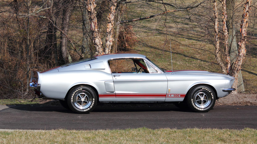 1967 Ford Mustang GT Fastback 390/425 HP, 5-Speed presented as lot T235 at Indianapolis, IN 2013 - image2