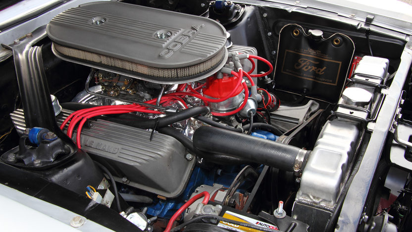 1967 Ford Mustang GT Fastback 390/425 HP, 5-Speed presented as lot T235 at Indianapolis, IN 2013 - image7