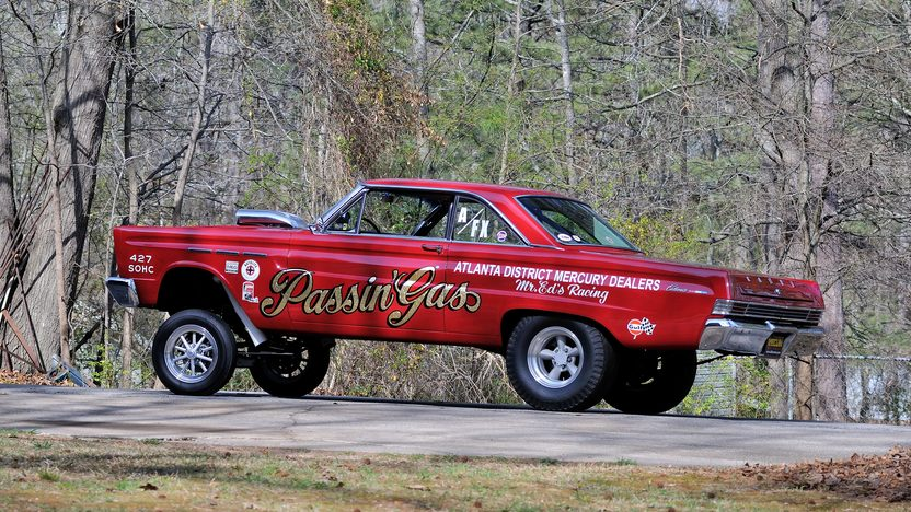 1965 Mercury Comet A/FX Replica NOS 427 SOHC, 4-Speed presented as lot T236 at Indianapolis, IN 2013 - image2