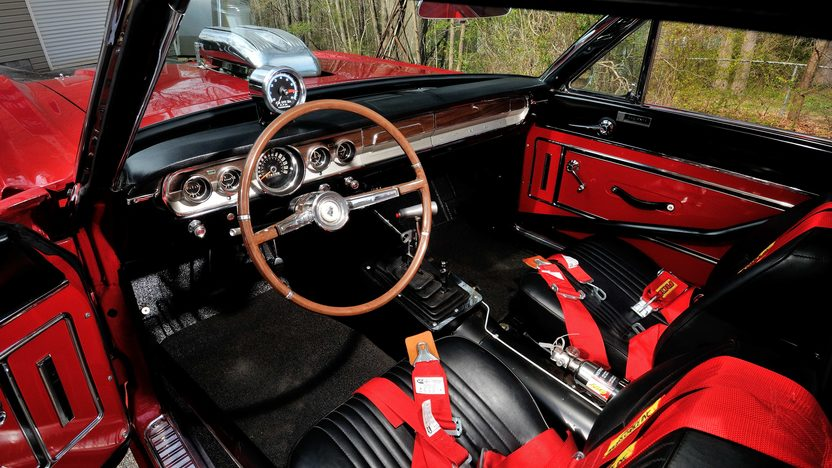 1965 Mercury Comet A/FX Replica NOS 427 SOHC, 4-Speed presented as lot T236 at Indianapolis, IN 2013 - image4