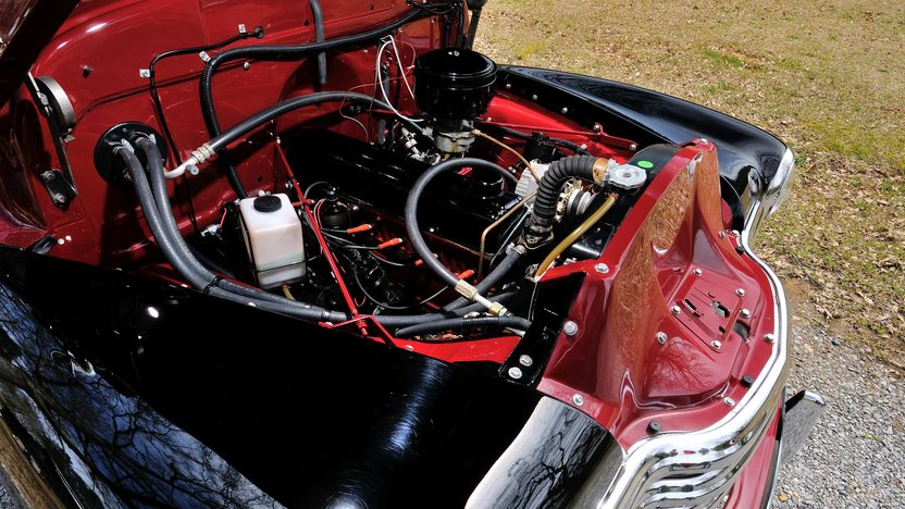 1953 Chevrolet 5 Window Pickup 261 CI, 5-Speed presented as lot T261 at Indianapolis, IN 2013 - image7