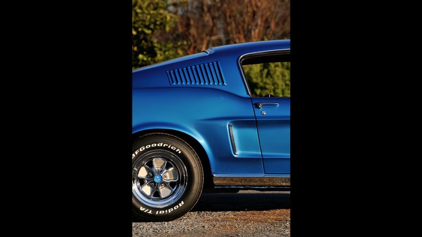 1968 Ford Mustang Fastback 390 CI, Rotisserie Restoration presented as lot T262 at Indianapolis, IN 2013 - image10