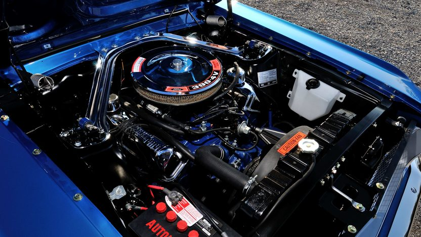 1968 Ford Mustang Fastback 390 CI, Rotisserie Restoration presented as lot T262 at Indianapolis, IN 2013 - image6