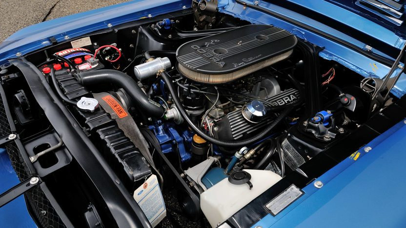 1968 Shelby GT350 Convertible Three-Time MCA Concours Gold presented as lot T263 at Indianapolis, IN 2013 - image7