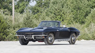 1966 Chevrolet Corvette Convertible 427/425 HP, 4-Speed, Triple Black presented as lot T266 at Indianapolis, IN 2013 - thumbail image2