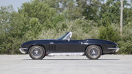 1966 Chevrolet Corvette Convertible 427/425 HP, 4-Speed, Triple Black presented as lot T266 at Indianapolis, IN 2013 - thumbail image3