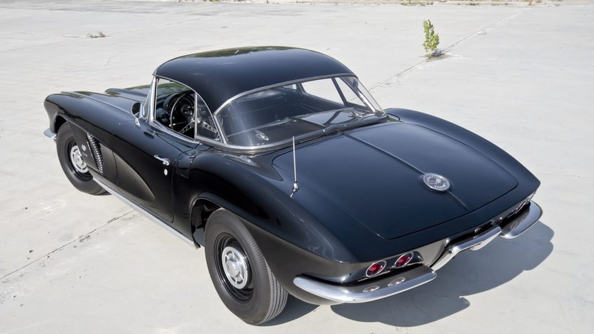 1962 Chevrolet Corvette Big Brake Fuelie 327/360 HP, Sebring Type Racing Equipment presented as lot T267 at Indianapolis, IN 2013 - image2