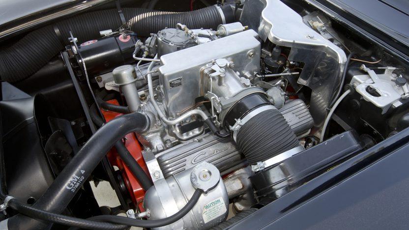 1962 Chevrolet Corvette Big Brake Fuelie 327/360 HP, Sebring Type Racing Equipment presented as lot T267 at Indianapolis, IN 2013 - image6