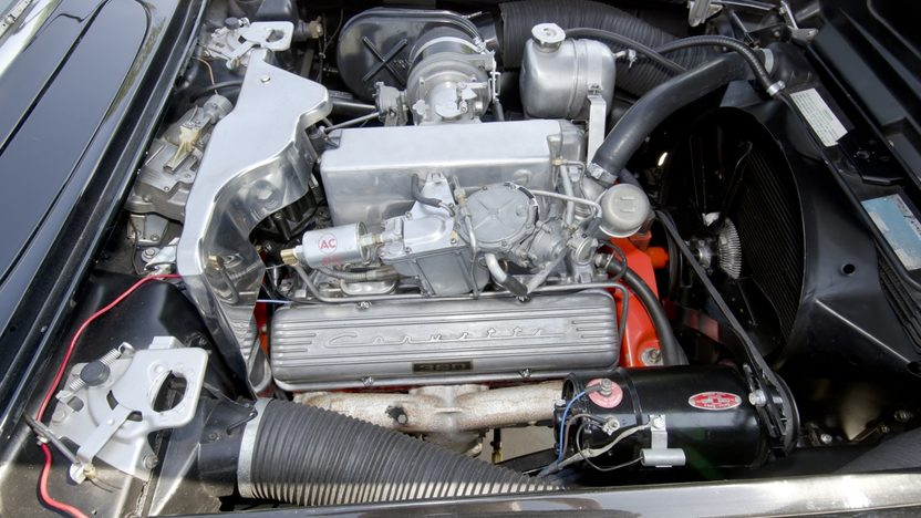 1962 Chevrolet Corvette Big Brake Fuelie 327/360 HP, Sebring Type Racing Equipment presented as lot T267 at Indianapolis, IN 2013 - image7