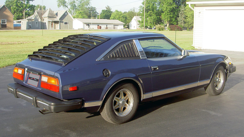 1979 Datsun 280ZX 2+2 280/186 HP, Automatic presented as lot G38 at Indianapolis, IN 2013 - image2